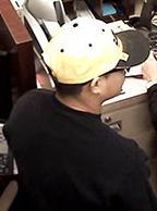Oklahoma City Bank Robbery Suspect, Photo 13 of 17 (4/23/14)