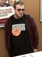 Oklahoma City Bank Robbery Suspect, Photo 14 of 17 (4/23/14)