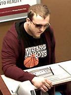 Oklahoma City Bank Robbery Suspect, Photo 3 of 17 (4/23/14)