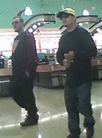 Oklahoma City Bank Robbery Suspects, Photo 4 of 17 (4/23/14)