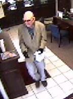 Moore, Oklahoma Bank Robbery Suspect, Photo 2 of 3 (4/26/14)