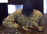 Oklahoma City Bank Robbery Suspect 2 (5/28/14)