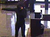 Oklahoma City Bank Robbery Suspect, Photo 3 of 3 (7/17/14)