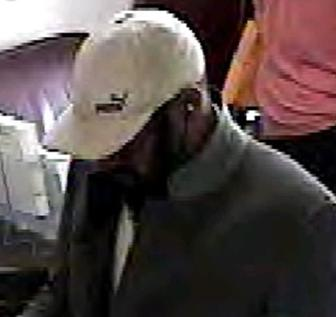 Oklahoma City Bank Robbery Suspect, Photo 2 of 6 (5/21/14)