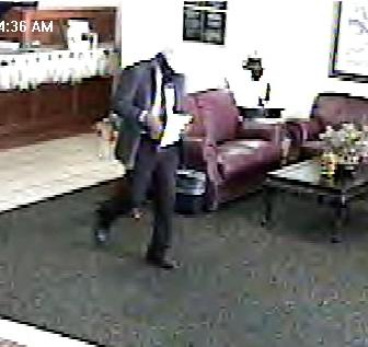 Oklahoma City Bank Robbery Suspect, Photo 5 of 6 (5/21/14)
