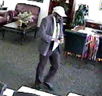 Oklahoma City Bank Robbery Suspect, Photo 6 of 6 (5/21/14)