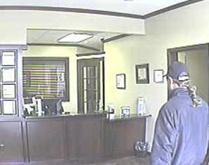 Edmond, Oklahoma Bank Robbery Suspect, Photo 10 of 10 (6/5/14)