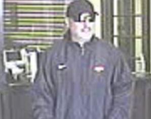 Edmond, Oklahoma Bank Robbery Suspect, Photo 5 of 10 (6/5/14)