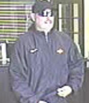 Edmond, Oklahoma Bank Robbery Suspect, Photo 6 of 10 (6/5/14)