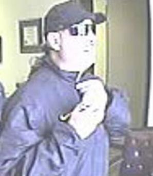 Edmond, Oklahoma Bank Robbery Suspect, Photo 7 of 10 (6/5/14)