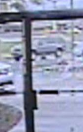 Warr Acres, Oklahoma Bank Robbery Suspects' Car, Photo 1 of 9 (6/6/14)
