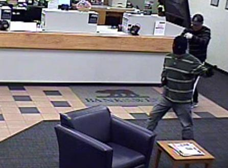 Warr Acres, Oklahoma Bank Robbery Suspects, Photo 2 of 9 (6/6/14)