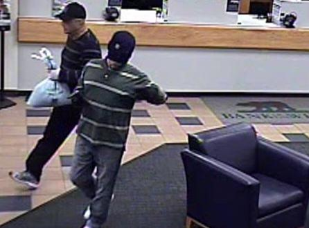 Warr Acres, Oklahoma Bank Robbery Suspects, Photo 3 of 9 (6/6/14)