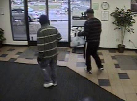 Warr Acres, Oklahoma Bank Robbery Suspects, Photo 4 of 9 (6/6/14)