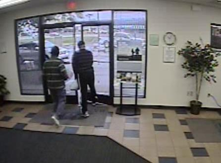 Warr Acres, Oklahoma Bank Robbery Suspects, Photo 5 of 9 (6/6/14)
