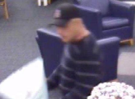 Warr Acres, Oklahoma Bank Robbery Suspect, Photo 6 of 9 (6/6/14)