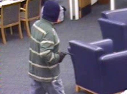Warr Acres, Oklahoma Bank Robbery Suspect, Photo 7 of 9 (6/6/14)