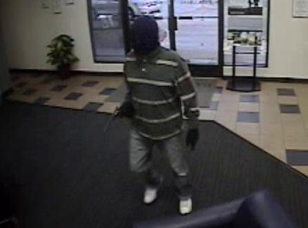 Warr Acres, Oklahoma Bank Robbery Suspect, Photo 8 of 9 (6/6/14)