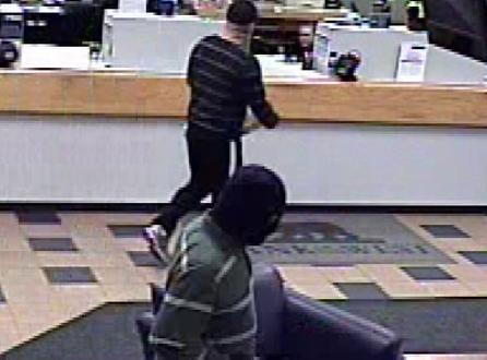 Warr Acres, Oklahoma Bank Robbery Suspects, Photo 9 of 9 (6/6/14)