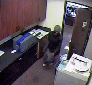 Oklahoma City Bank Robbery Suspect, Photo 10 of 10 (6/19/14)