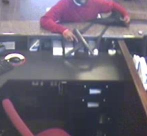 Oklahoma City Bank Robbery Suspect, Photo 2 of 10 (6/19/14)