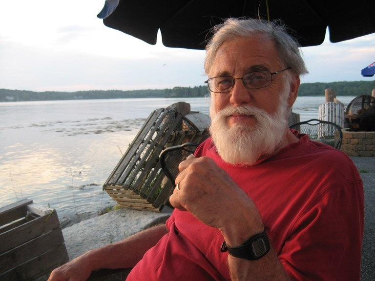 Paul Edwin Overby, Jr. was last seen in Khost City, Afghanistan, in mid-May of 2014, while conducting research in furtherance of a new self-authored book. Photograph taken in 2013 in Maine.