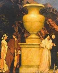 Gertrude Vanderbilt Whitney Mural, Panel 3A