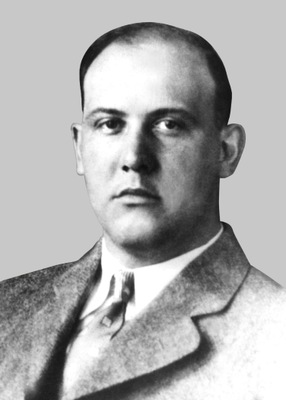 Special Agent Paul E. Reynolds, mysteriously slain while on assignment in Phoenix on August 9, 1929.