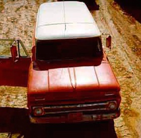 Leonard Peltieras Truck, Photo 1 of 4