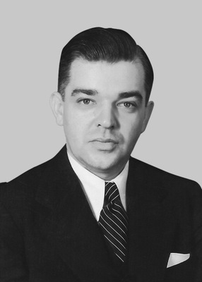 Special Agent Percy E. Foxworth, who died in a military airplane accident near Paramaribo, Surinam in connection with the war effort. Foxworth led the effort to create and staff the FBI's Special Intelligence Service (SIS) in Latin America during World War II.