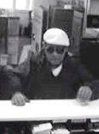 Chalfont, Pennsylvania Bank Robbery Suspect, Photo 2 of 4 (6/16/14)
