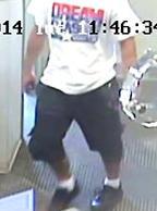 Philadelphia Bank Robbery Suspect, Photo 2 of 3 (6/24/14)