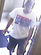 Philadelphia Bank Robbery Suspect, Photo 3 of 3 (6/24/14)