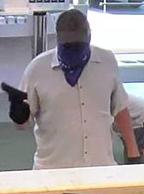 Hatboro, Pennsylvania Bank Robbery Suspect, Photo 5 of 5 (7/25/14)