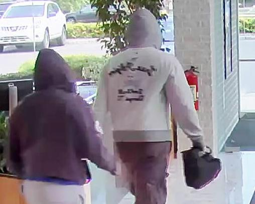 Southampton, Pennsylvania Bank Robbery Suspects, Photo 3 of 3 (5/13/14)