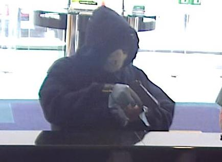 Morrisville, Pennsylvania Bank Robbery Suspect, Photo 2 of 3 (5/14/14)