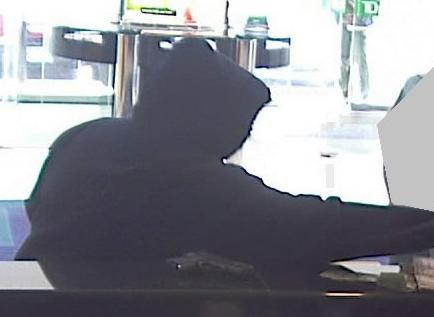 Morrisville, Pennsylvania Bank Robbery Suspect, Photo 3 of 3 (5/14/14)