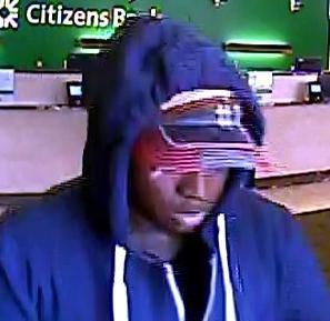 Philadelphia Bank Robbery Suspect, Photo 2 of 5 (5/22/14)
