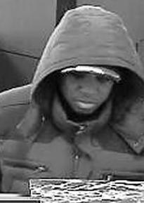 Philadelphia Bank Robbery Suspect, Photo 4 of 5 (5/22/14)