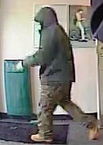 Philadelphia Bank Robbery Suspect, Photo 5 of 5 (5/22/14)
