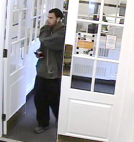 Philadelphia Bank Robbery Suspect, Photo 4 of 4 (5/29/14)