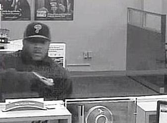 Pottstown, Pennsylvania Bank Robbery Suspect, Photo 5 of 7 (5/31/14)