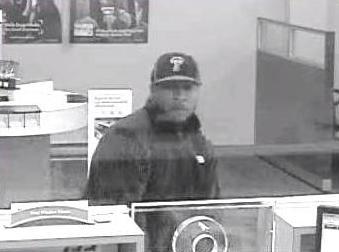 Pottstown, Pennsylvania Bank Robbery Suspect, Photo 7 of 7 (5/31/14)