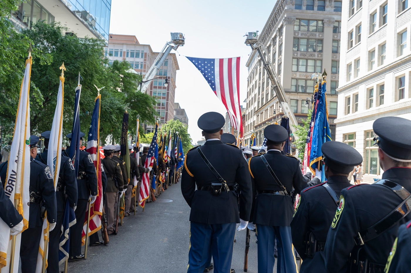 National Police Week 2019: Blue Mass Procession