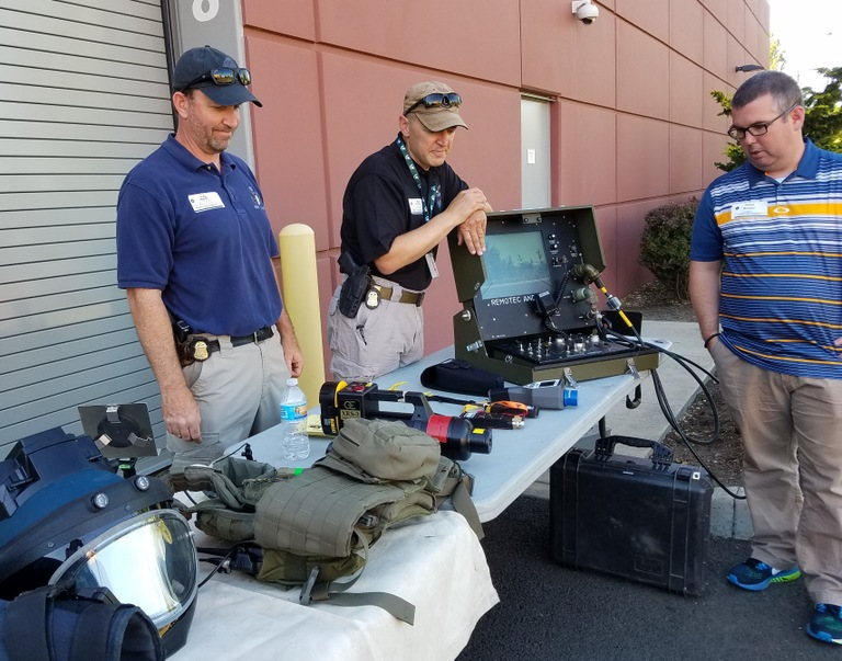FBI Portland held a special recruiting event for active duty military, National Guard members, reservists, and veterans.