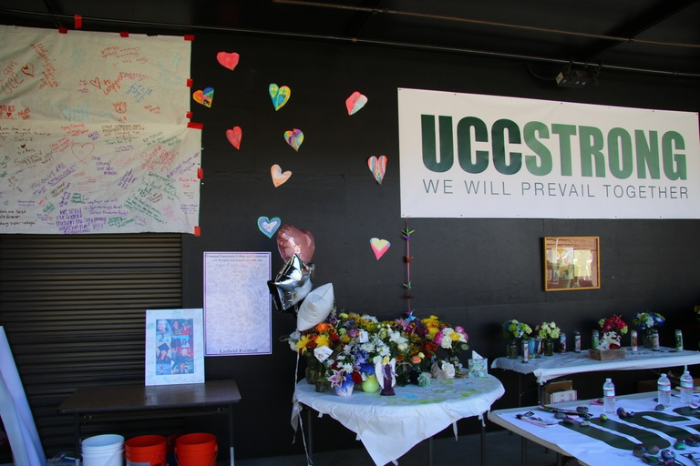 FBI Portland shares a message of remembrance on the one-year anniversary of the October 1, 2015 attack on Umpqua Community College.