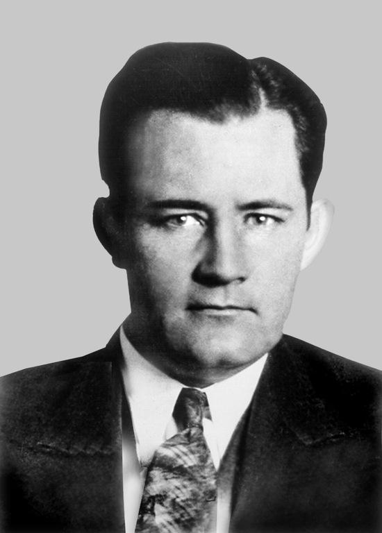 Special Agent Raymond Caffrey