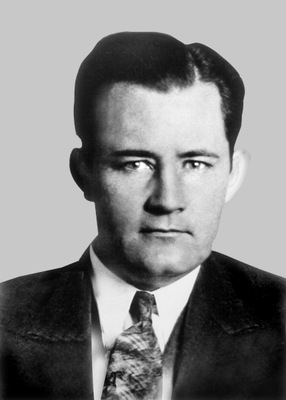 Special Agent Raymond J. Caffrey, killed on June 17, 1933 during the Kansas City Massacre.