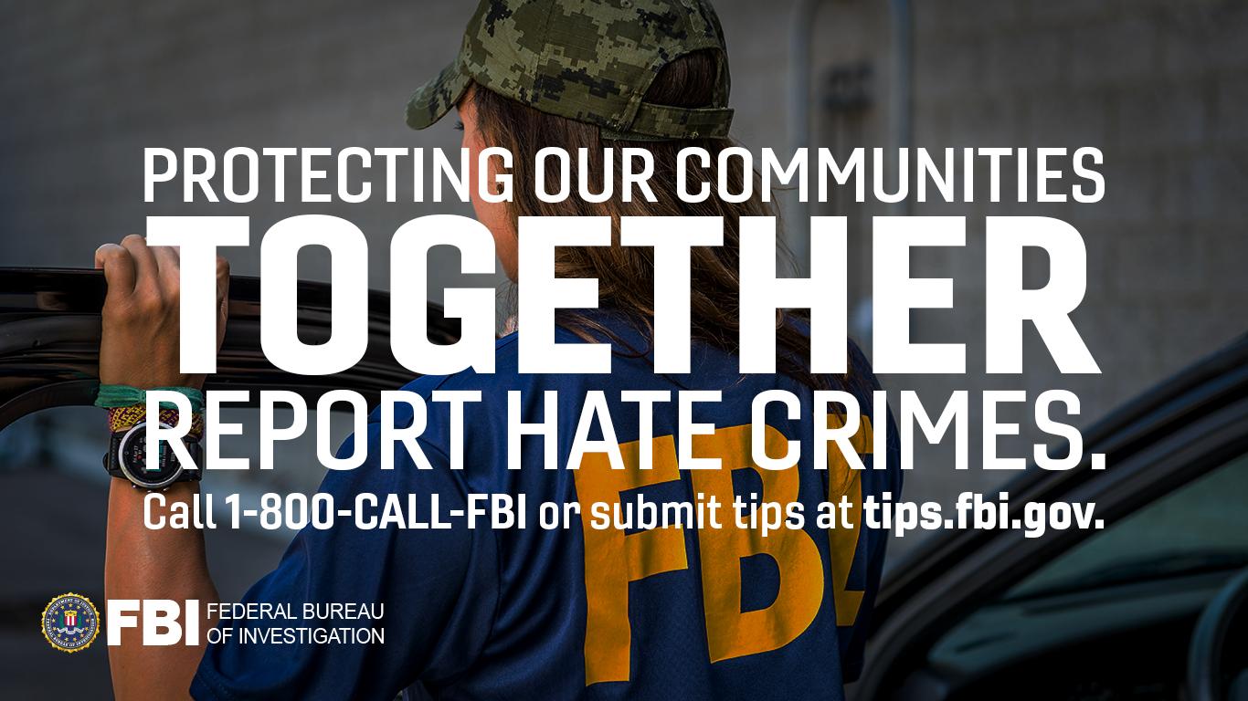 Report Hate Crimes