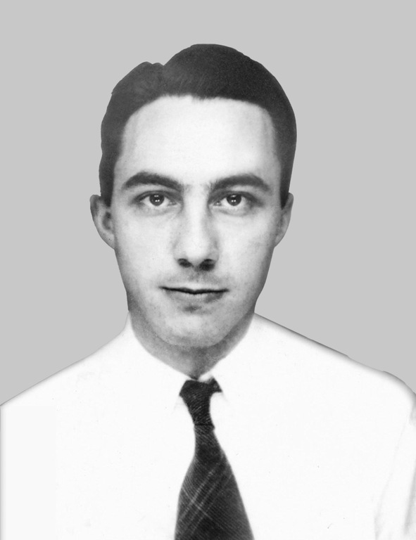 Richard Blackstone Brown, agent killed in the line of duty on July 14, 1943 while following two fugitives in Dallas, Texas.